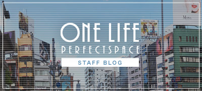 STAFF BLOG ONE LIFE