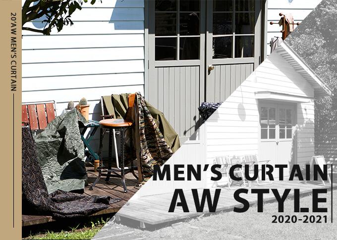 メンズカーテン2020-2021 AWカテゴリ