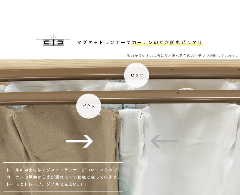 伸縮レールエコミック(C型)