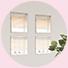 小窓カーテン一覧