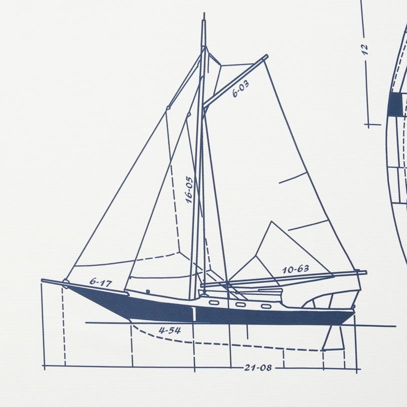 セイルボート ホワイト