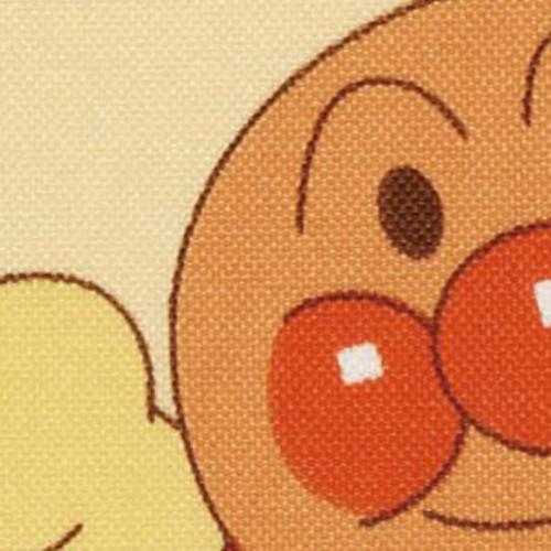 カーテン オーダーカーテン キャラクターズ ~空飛ぶアンパンマン~ イエロー