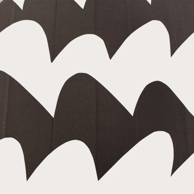 スミノエ デザインライフ ~サザナミ~ ブラック