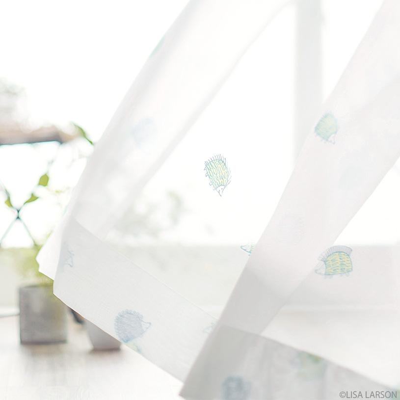 アスワン リサ・ラーソン 〜ハリネズミボイル〜 ホワイト