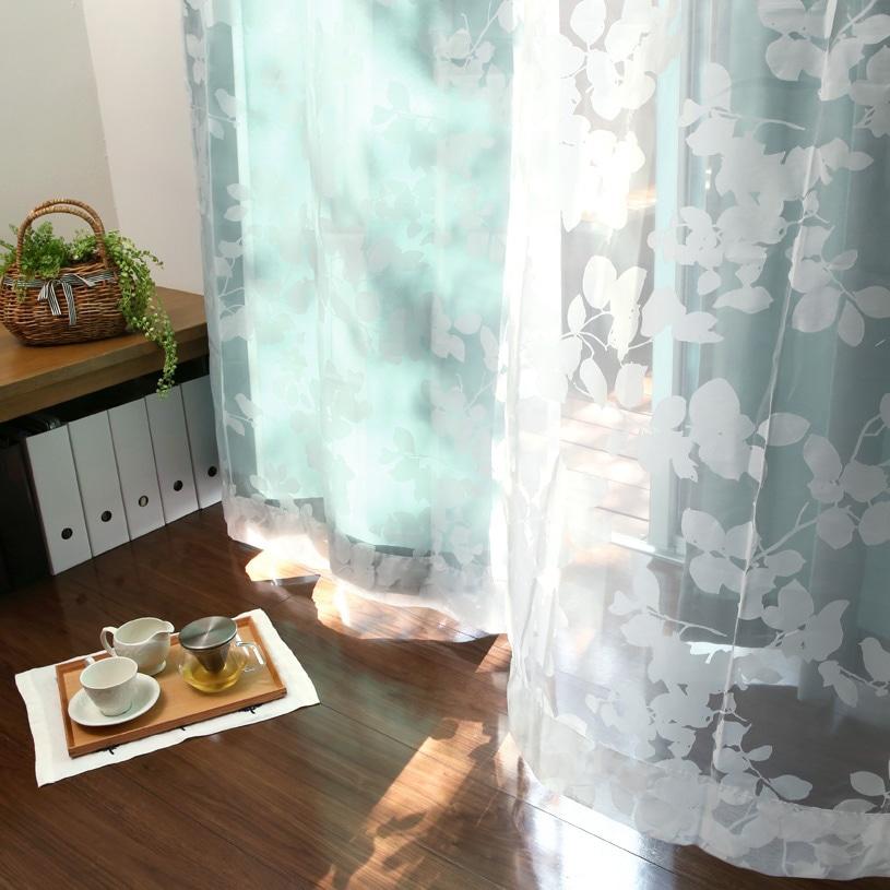 オパール加工 透明  透き通る オーガンジー シースルー