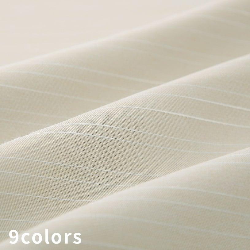 色によって印象がかわるカーテン ~ルービン~