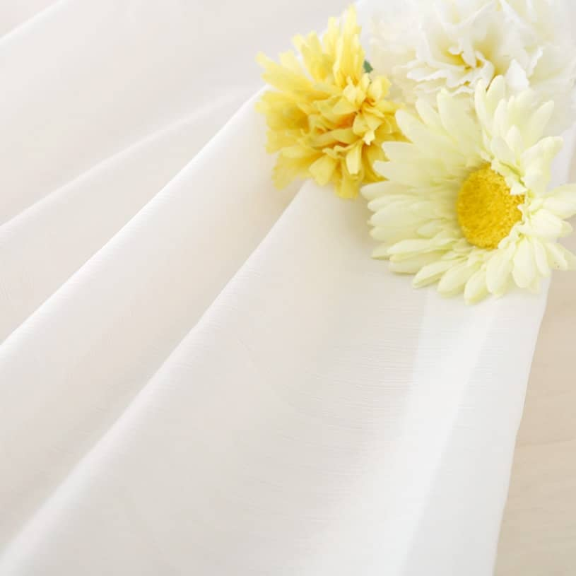 ボイルレース ノーブル 〜ルネ〜 ホワイト
