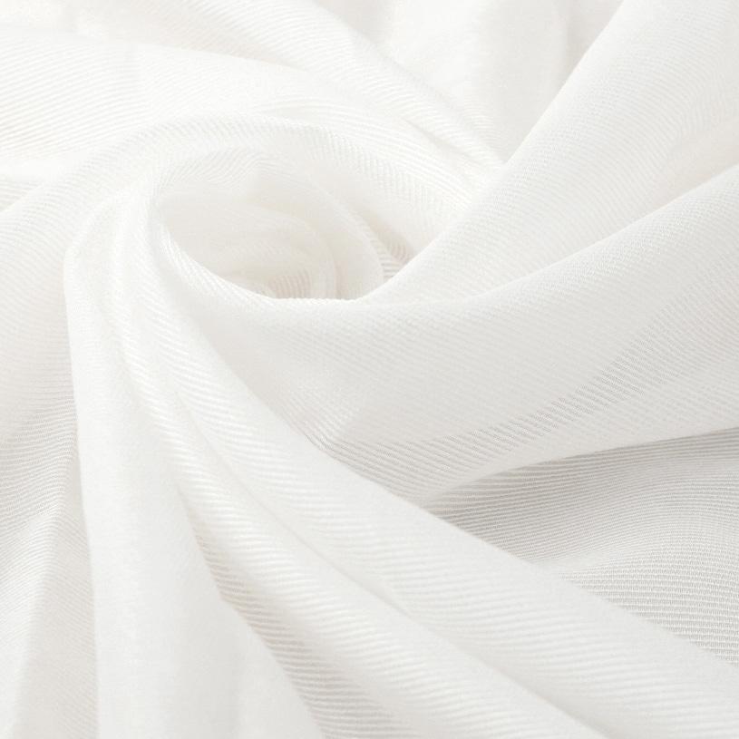 ボイルレース ノーブル 〜セージ〜 ホワイト