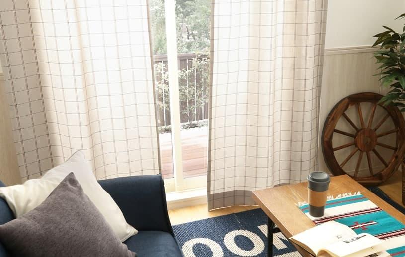 メンズカーテン ビンテージ 〜サシコ〜