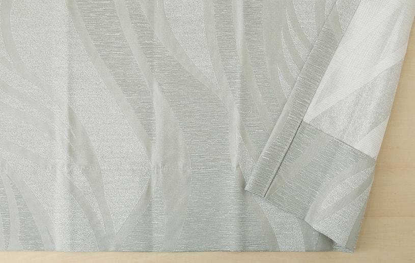 ジャカード 〜シュトローム〜 シルバー