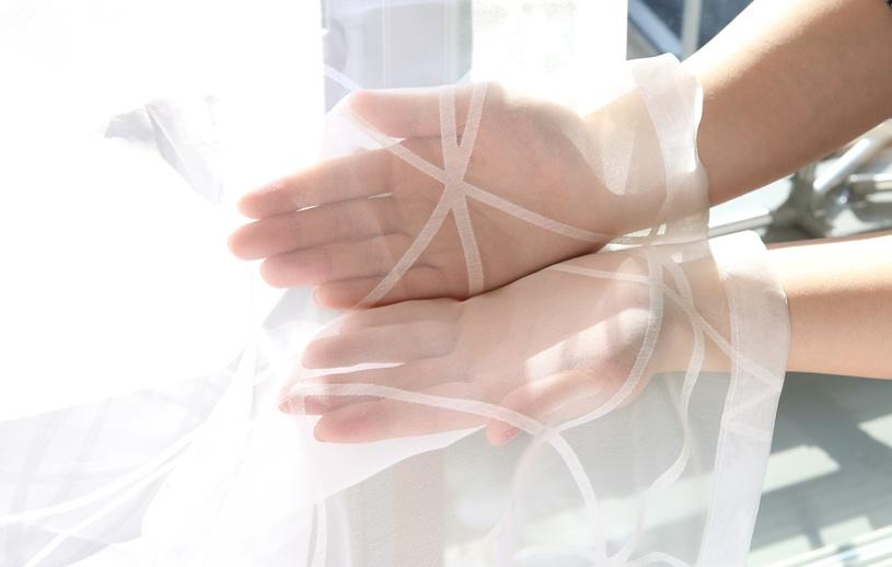 オパールレース 〜ヴィラージュ〜 ホワイト