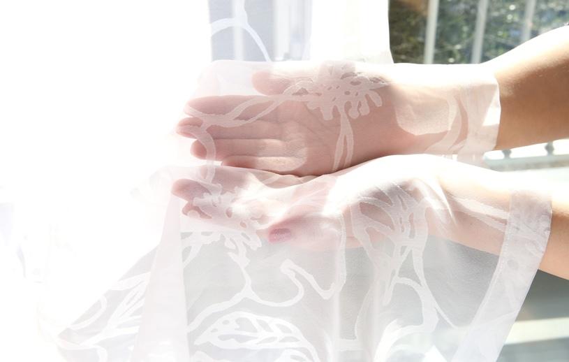 オパールレース 〜ケリア〜 ホワイト