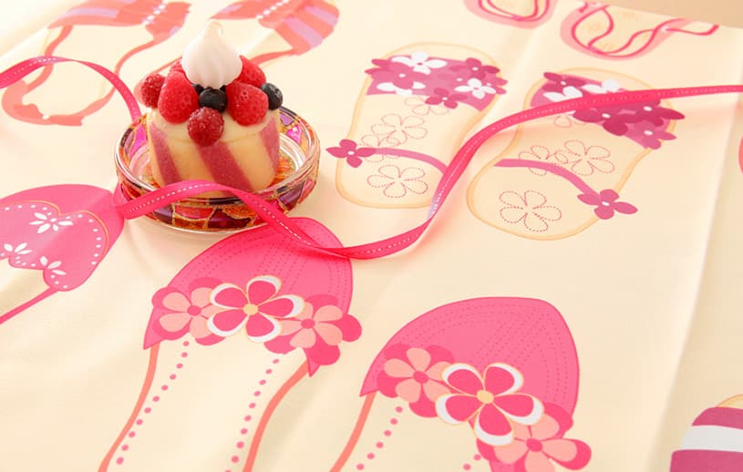 キッズ 〜バレエシューズ〜 ピンク