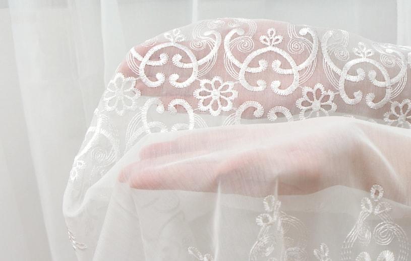エンブロイダリーレース 〜エーデル〜 ホワイト