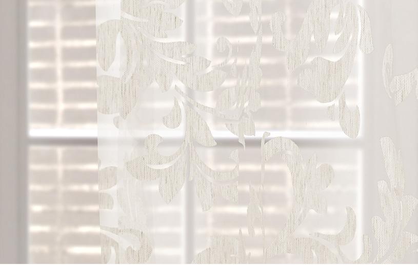 オパールレース 〜ユニゾン〜 ホワイト×ライトベージュ