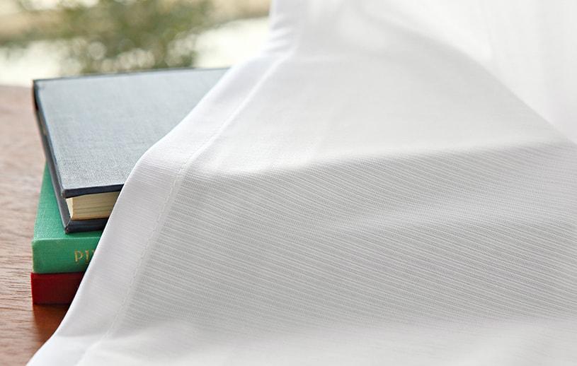 レースカーテン アムール 白(ホワイト)