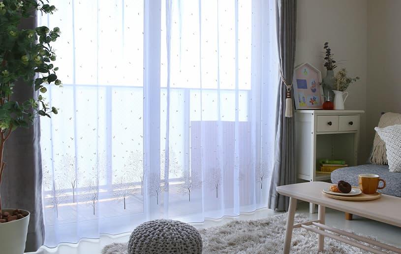 エンブロイダリーレース ~ソア~ ホワイト