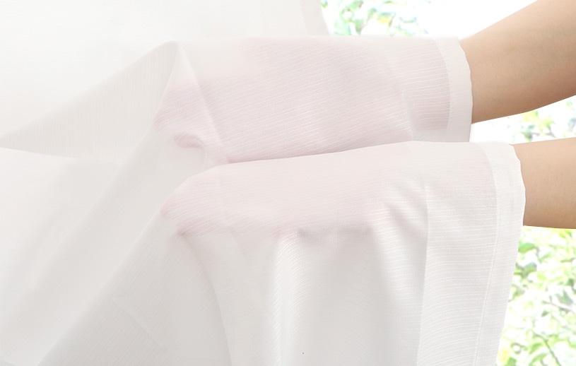ボイルレース ノーブル 〜ミルヤ〜 ホワイト
