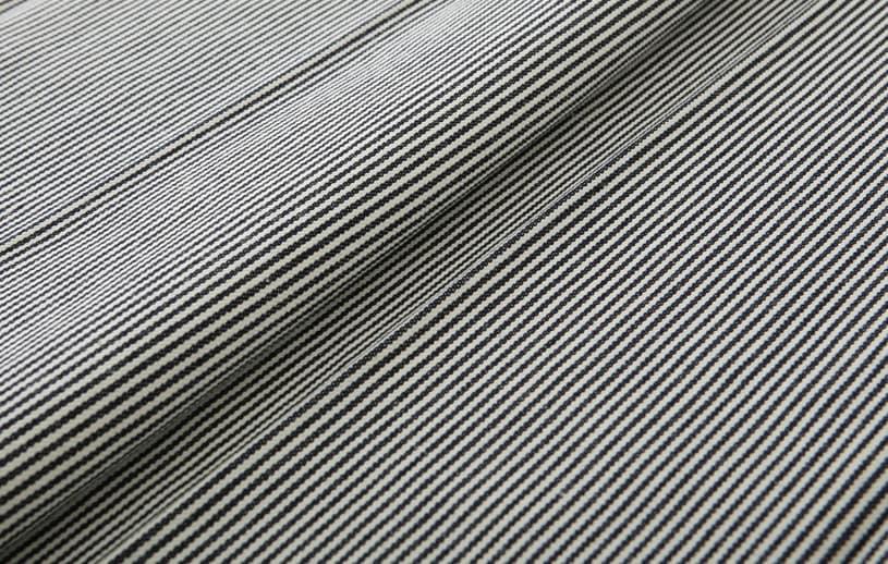 デニム・コレクション 〜ラリー〜 ホワイト