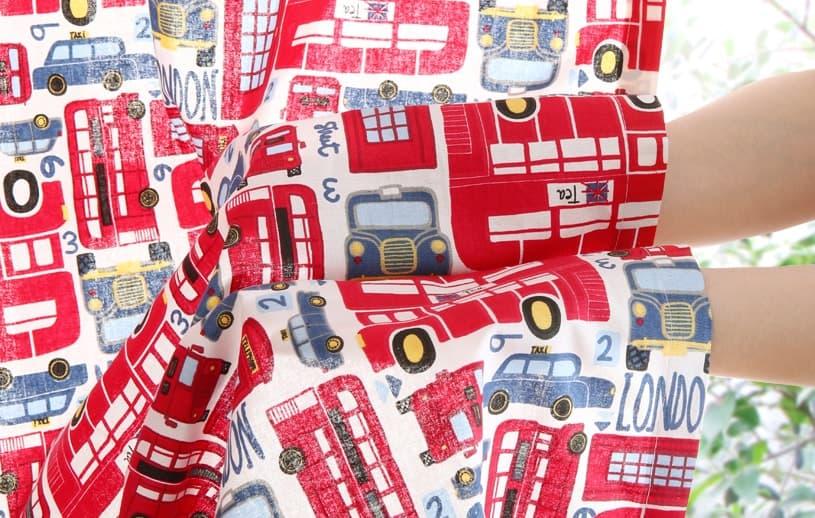カラフル&ポップ 〜ロンドンバス〜