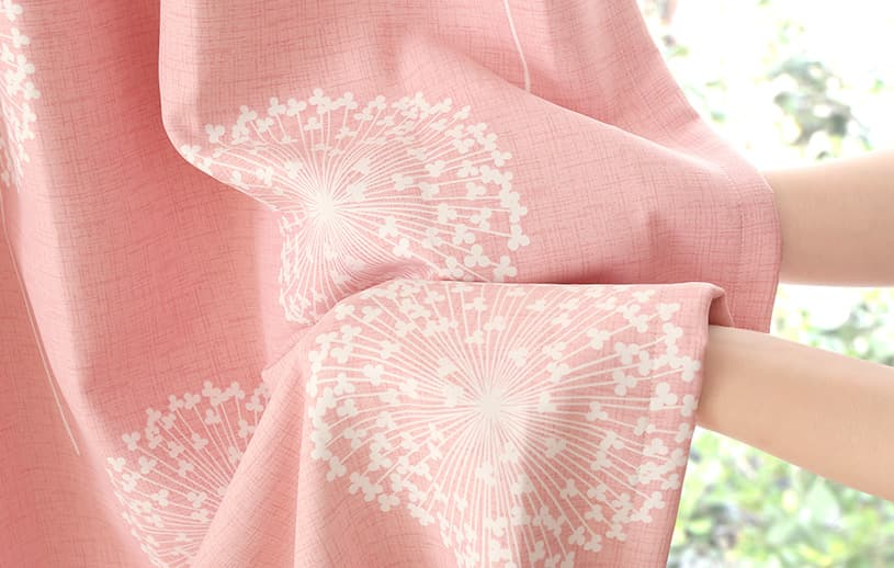 ラウラ 〜ワタボウシ〜 ピンク