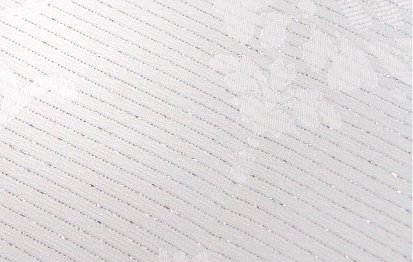 ジャカード 〜エクラ〜 ホワイト