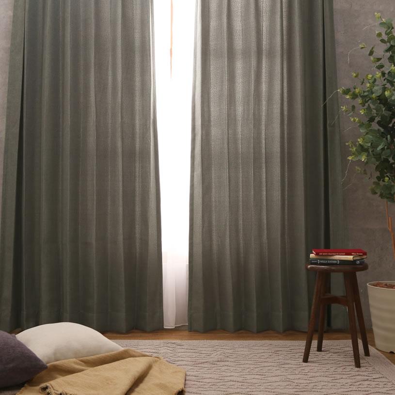 リビングドレープカーテン
