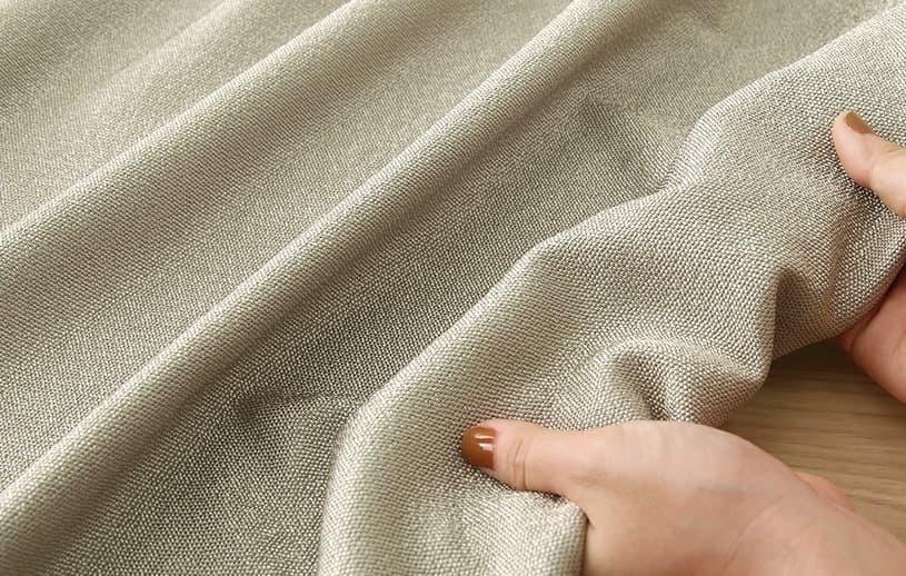 腰窓ドレープカーテン
