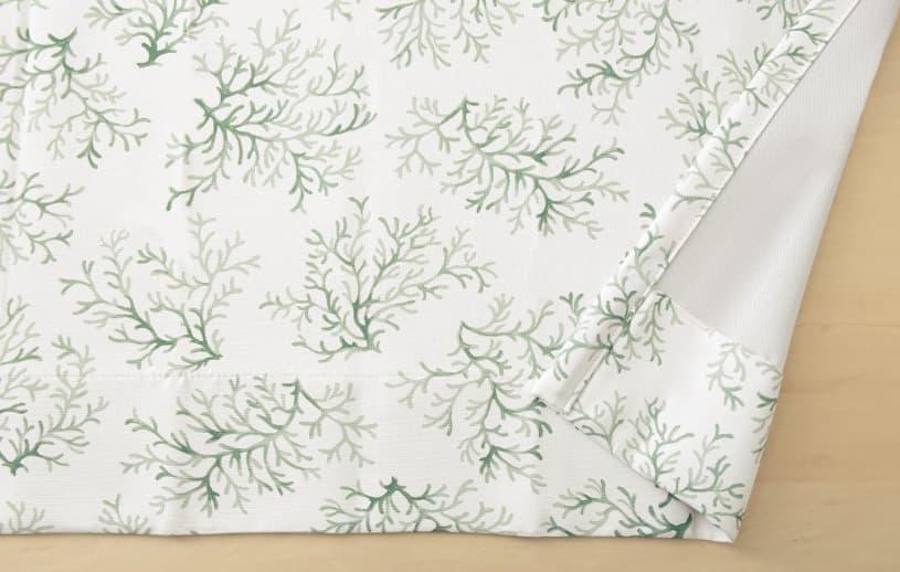 レーヴ 〜コラレ〜 ホワイト×グリーン