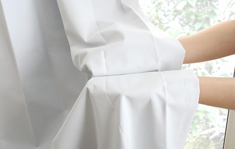 プレーン遮光 〜ネルソン〜 ホワイト
