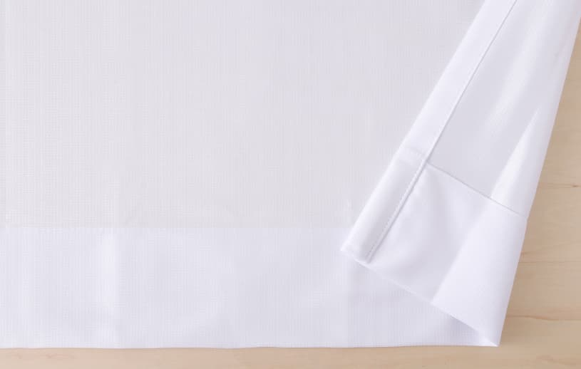 プライバシーレース アンフォルメ 〜ソーレ〜 ホワイト