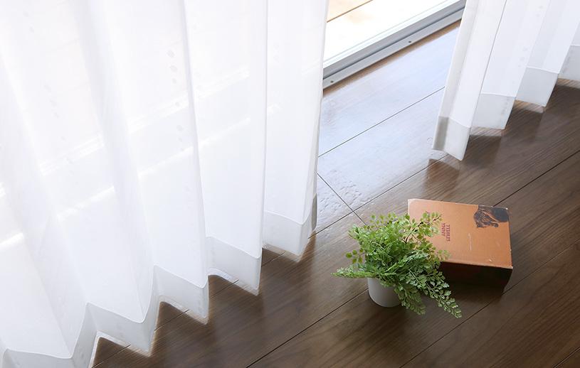 プライバシーレース アンフォルメ 〜トリクル〜 ホワイト