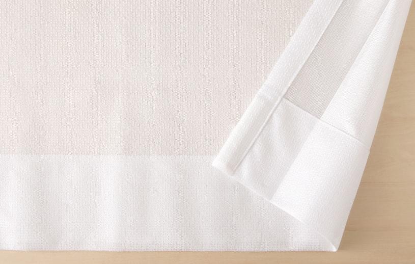 プライバシーレース アンフォルメ 〜ロンブス〜 ホワイト