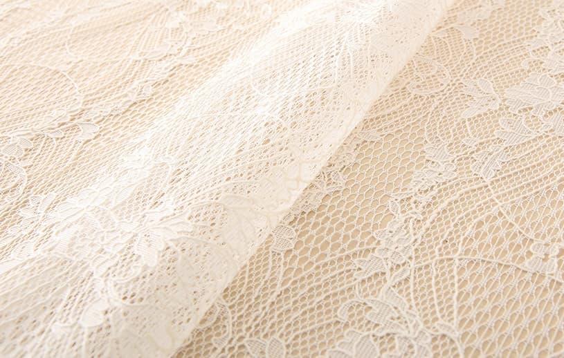 レースカーテン ベイシア 〜ブレス〜 ホワイト