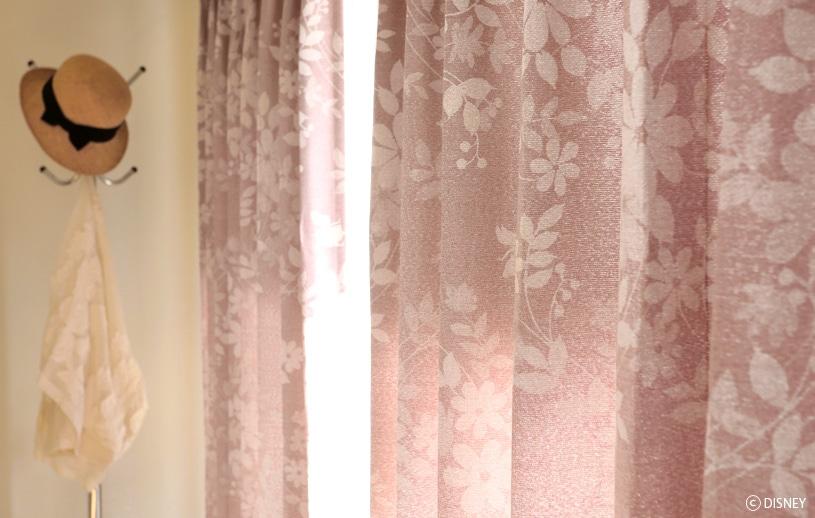 ディズニーホームシリーズ 〜スウィートフラワー〜 ピンク