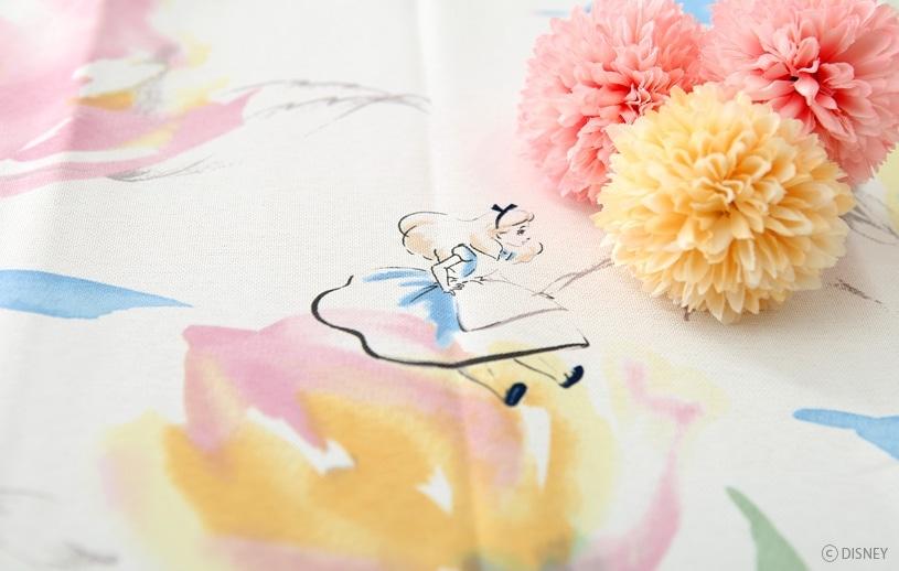 ディズニーホームシリーズ 〜ローズガーデン〜 ライトブルー
