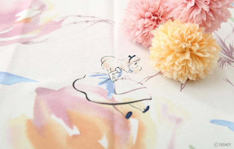 ディズニーホームシリーズ 〜ローズガーデン〜 ピンク