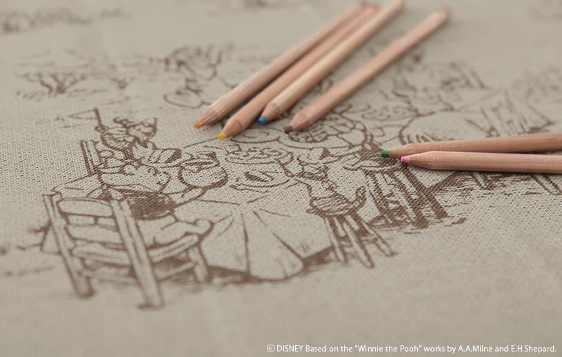 ディズニーホームシリーズ 〜スコーグ〜 ベージュ
