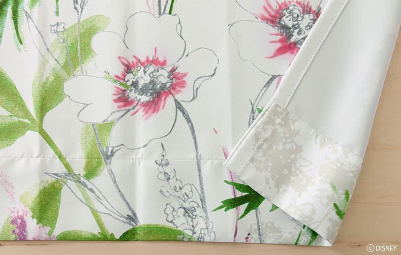 ディズニーホームシリーズ 〜ワイルドフラワー〜 アイボリー