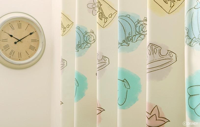 ディズニーホームシリーズ 〜プリンセスチャーム〜 アイボリー