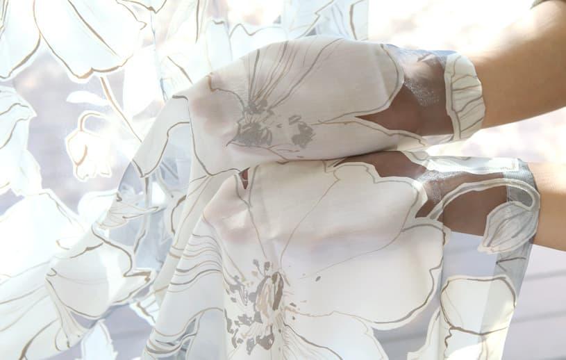 オパールレース 〜アネモネ〜 セピア