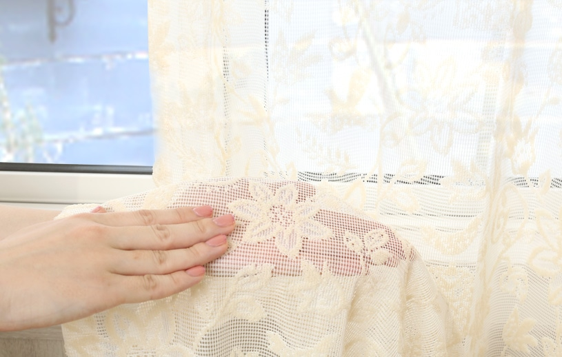 レースカーテン ベイシア 〜グラース〜 アイボリー