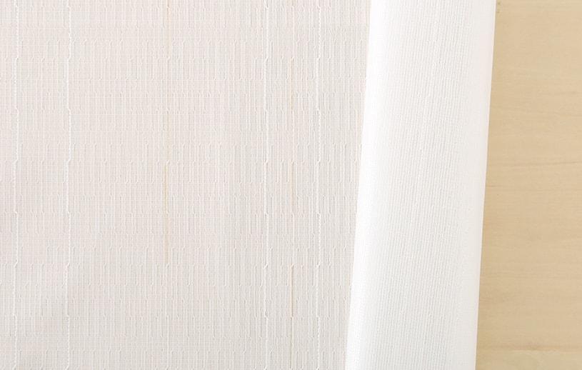~シフトストライプ~ ホワイト