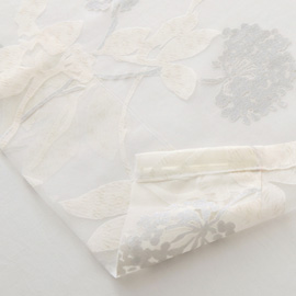 オパールレースカーテン