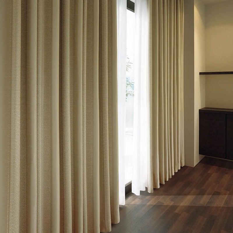 カーテン オーダーカーテン シンコール メロディア 遮光 ~キャピタル~ ゴールド