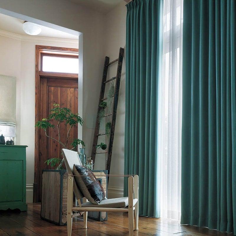 カーテン オーダーカーテン シンコール メロディア 遮光 ~エピカリス~ グリーン /></li>     <li class=