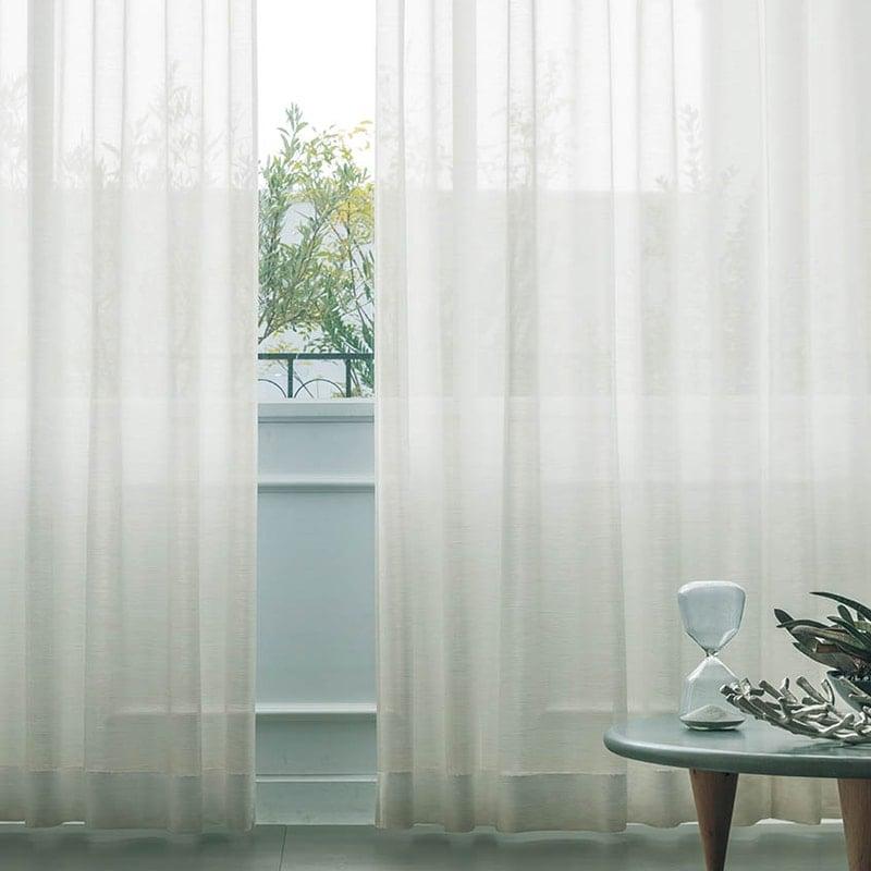 カーテン オーダーカーテン シンコール メロディア シアー(ボイル) ~リード G~