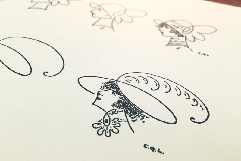 おすすめ本の紹介!〝ルッツ先生のイラスト図版帖″シンプルな線で描く100年前のドローイングレッスン