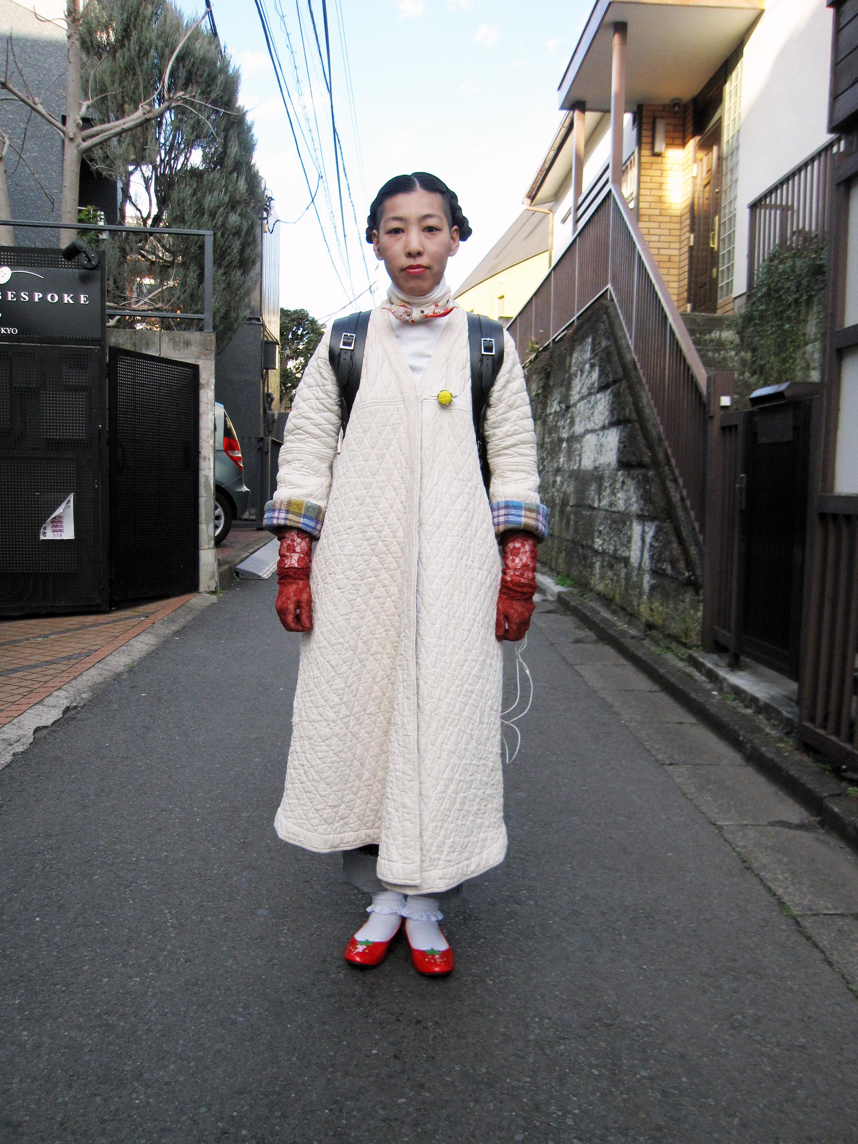 【第3回】表参道ストリートスナップ!<br/>表参道で働く美容師さんの個性派コーデ!