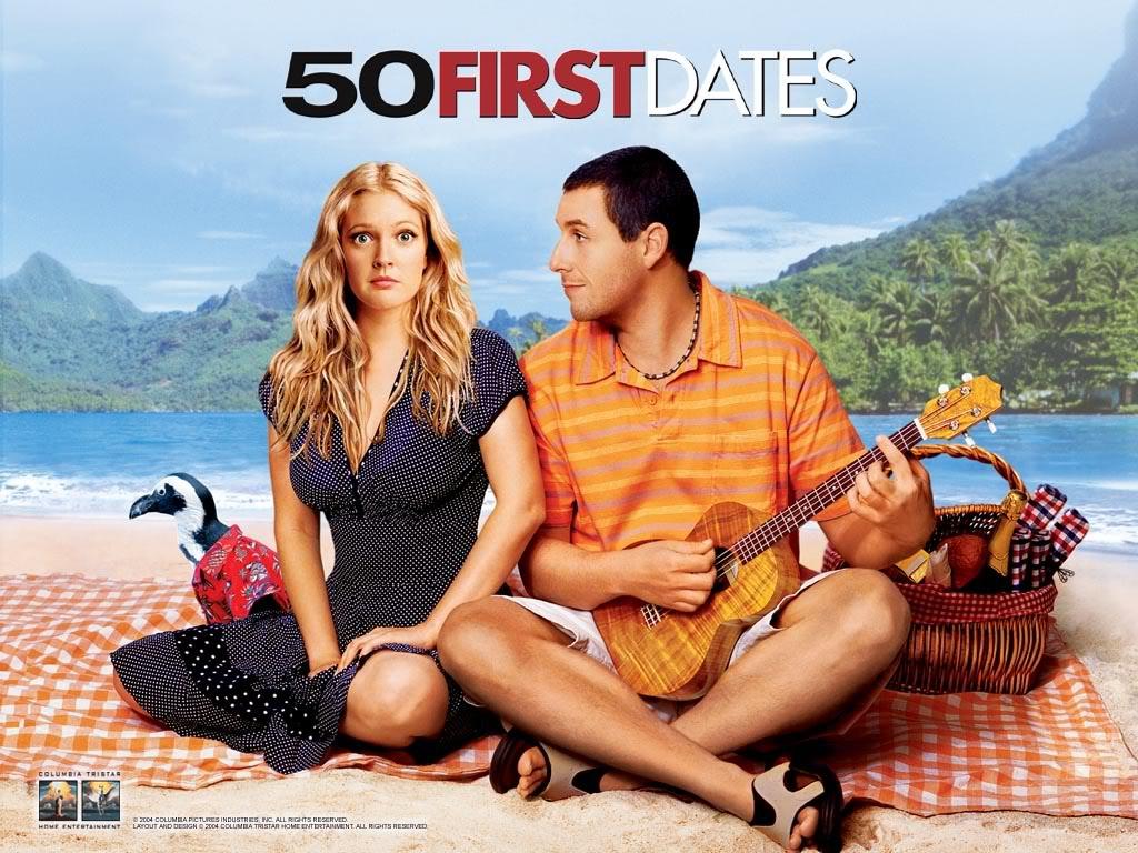 ハワイを舞台にした美しい映画♥「50回目のファースト・キス」